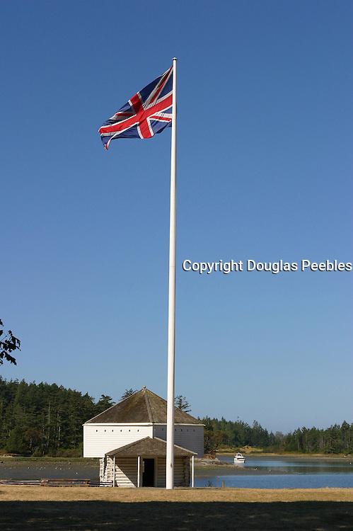 English Camp, San Juan Island, Washington<br />