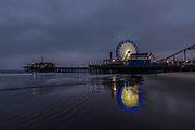 Santa Monica Pier<br /> September 16, 2019