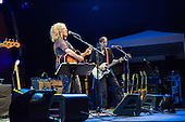 Lucinda Williams and Jason Walker at Celebrate Brooklyn 2015.06.25