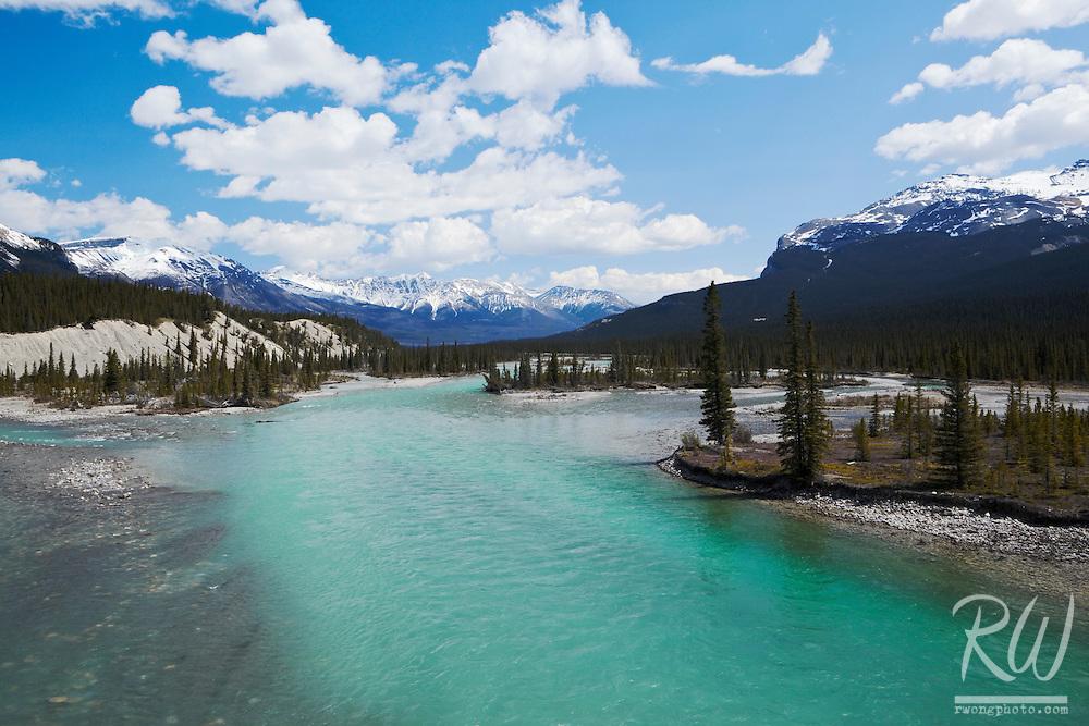 Saskatchewan River Crossing, Banff National Park, Alberta, Canada