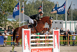 Vincentius Alexander (NED) - Zadarijke<br /> KWPN Paardendagen Ermelo 2010<br /> © Dirk Caremans
