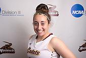 Women's Basketball Head SHots