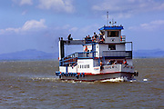 Nicaragua / Isla de Ometepe Car Ferry / Lake Nicaragua