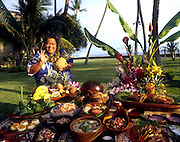 Sam Choy, Luau food, Hawaii