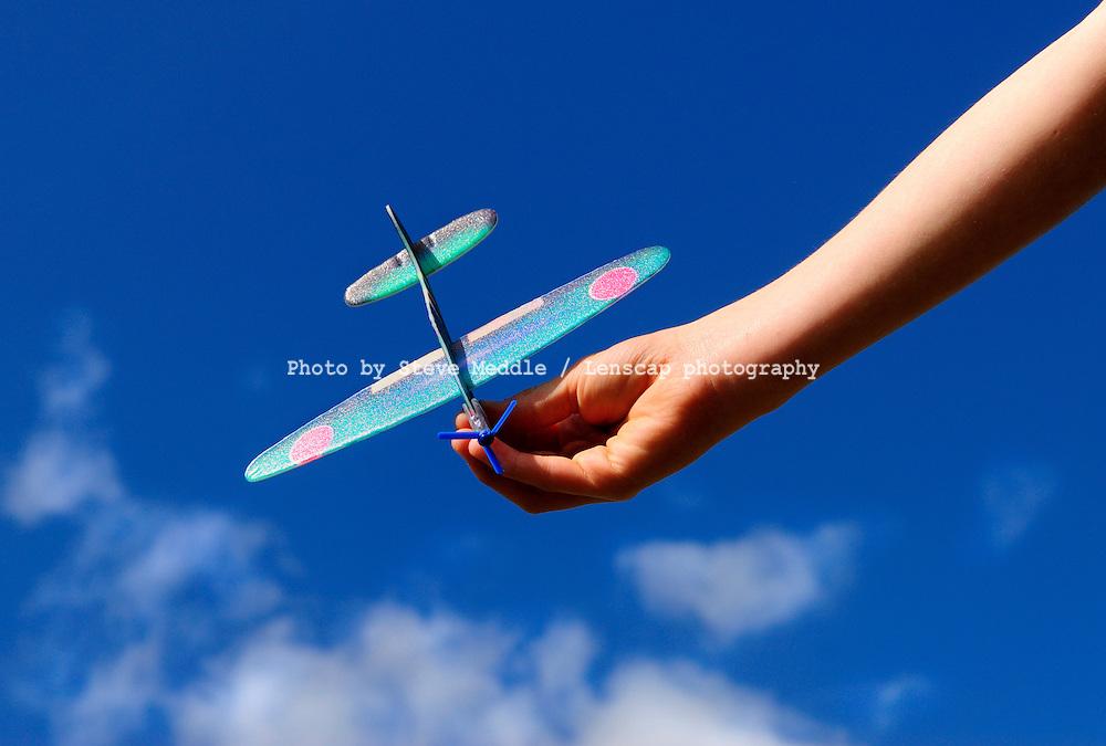 Model Aeroplane - August 2009