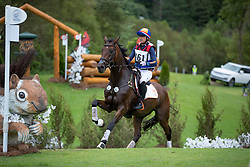 Blom Merel, NED, Rumour Has It<br /> World Equestrian Games - Tryon 2018<br /> © Hippo Foto - Dirk Caremans<br /> 15/09/2018