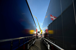 Herning, Danmark, 20130404: MCH Messe - Transport 2013. .Foto: Lars Møller.Herning, Denmark, 20130404: MCH Fair - Transport 2013. .Photo: Lars Moeller