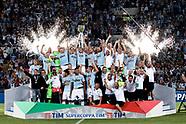 Juventus v Lazio - 13 Aug 2017