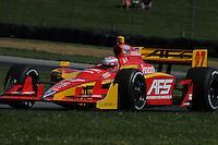 Adam Carroll, Honda Indy 200, Mid Ohio Sports Car Course, Lexington, OH 8/8/2010
