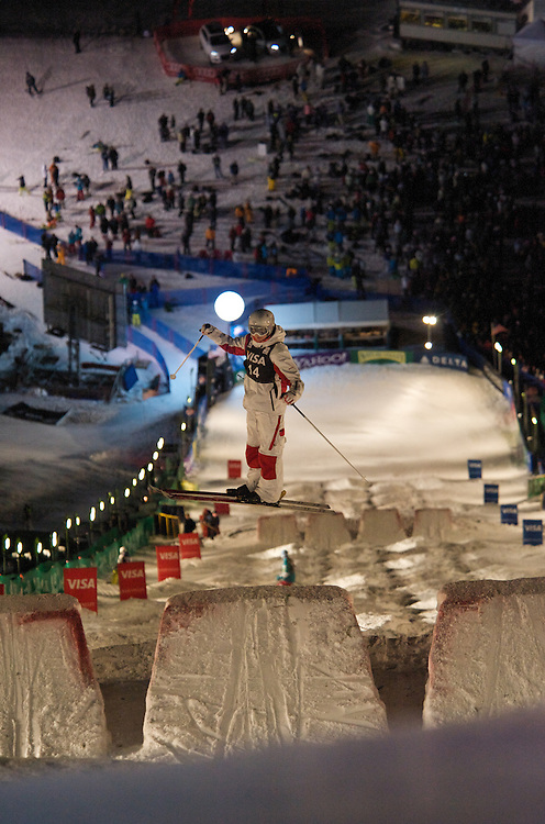 2010 Deer Valley Freestyle FIS World Cup. Olympic hopefuls compete for spots on their national Olympic Teams. Jan. 14,15,16, 2010
