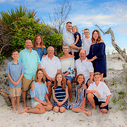 Gaffords Family Beach Photos