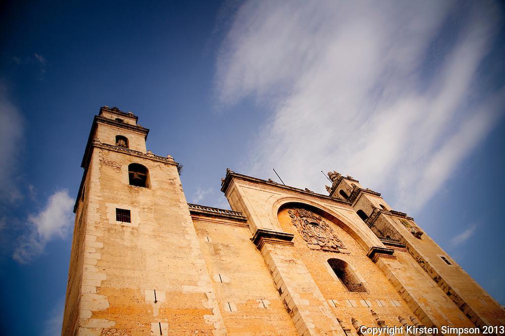 Catedral de San Ildefonso in Merida