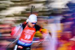March 10, 2019 - –Stersund, Sweden - 190310 Tarjei Bø of Norway during the Men's 12,5 km Pursuit during the IBU World Championships Biathlon on March 10, 2019 in Östersund..Photo: Petter Arvidson / BILDBYRÃ…N / kod PA / 92255 (Credit Image: © Petter Arvidson/Bildbyran via ZUMA Press)