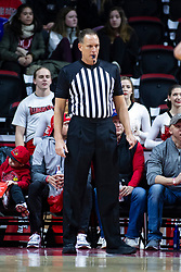 NORMAL, IL - January 19:  Don Daily during a college basketball game between the ISU Redbirds and the Loyola University Chicago Ramblers on January 19 2020 at Redbird Arena in Normal, IL. (Photo by Alan Look)
