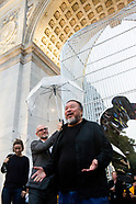 Ai Weiwei - Good Fences Make Good Neighbors Opening in Washington Square Park | Public Art Fund