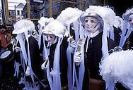 BEL, Belgium, Namur, Fosses-la-Ville, carnival, the Chinels.....BEL, Belgien, Namur, Fosses-la-Ville, Karneval, die Chinels....... ..