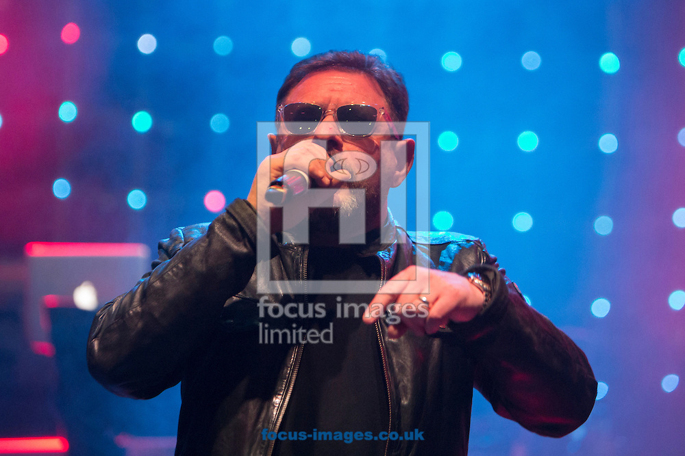 Shaun Ryder of theHappy Mondays performs at O2 Brixton Academy, Brixton<br /> Picture by Ryan Dinham/Focus Images Ltd +44 7900 436859<br /> 03/12/2015