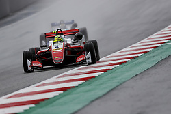 September 22, 2018 - Spielberg, Austria - MICK SCHUMACHER of Germany and Prema Theodore Racing drives during the 2018 FIA Formula 3 European Championship race 1 at the Red Bull Ring in Spielberg, Austria. (Credit Image: © James Gasperotti/ZUMA Wire)