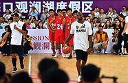 Kobe Bryan at Basketball Academy in China - 12 Sep 2017