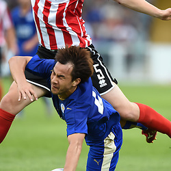 Lincoln City v Leicester City | Pre-season Friendly | 21 July 2015