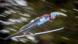 17.01.2014, Casino Arena, Seefeld, AUT, FIS Nordische Kombination, Seefeld Triple, Skisprung, im Bild Wilhelm Denifl (AUT) // Wilhelm Denifl (AUT) during Ski Jumping at FIS Nordic Combined World Cup Triple at the Casino Arena in Seefeld, Austria on 2014/01/17. EXPA Pictures © <br /> 2014, PhotoCredit: EXPA/ JFK