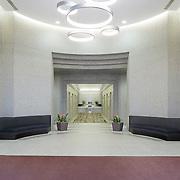 Lobby of 300 Capitol Mall