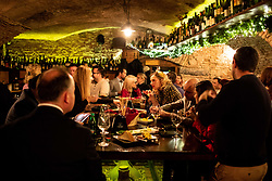 Two Years of Aleteia Slovenia, on December 6, 2019 in Dvorni bar, Ljubljana, Slovenia. Photo by Vid Ponikvar/ Sportida