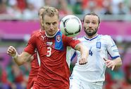Fussball EURO 2012: Griechenland - Tschechien
