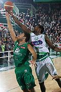 DESCRIZIONE : Avellino Lega A 2011-12 Sidigas Avellino Montepaschi Siena<br /> GIOCATORE : Linton Johnson Pietro Aradori<br /> CATEGORIA : rimbalzo <br /> SQUADRA : Sidigas Avellino Montepaschi Siena<br /> EVENTO : Campionato Lega A 2011-2012<br /> GARA : Sidigas Avellino Montepaschi Siena<br /> DATA : 11/12/2011<br /> SPORT : Pallacanestro<br /> AUTORE : Agenzia Ciamillo-Castoria/ElioCastoria<br /> Galleria : Lega Basket A 2011-2012<br /> Fotonotizia : Avellino Lega A 2011-12 Sidigas Avellino Montepaschi Siena<br /> Predefinita :
