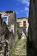 Albania, The old town of Qeparo