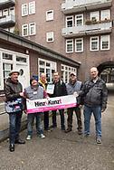 Asphalt Straßenmagazin für Hannover zu besuch in Hamburg