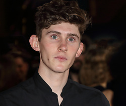 February 18, 2019 - London, United Kingdom - Fionn O'Shea at The Aftermath World Premiere at the Picturehouse Central, Shaftesbury Avenue and Great Windmill Street. (Credit Image: © Keith Mayhew/SOPA Images via ZUMA Wire)