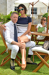 LAPO ELKANN and SHERMINE SHAHRIVAR at the Cartier hosted Style et Lux at The Goodwood Festival of Speed at Goodwood House, West Sussex on 26th June 2016.