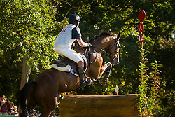 Mcewen Tom (GBR) - Toledo de Kerser<br /> Cross country 7 years old horses<br /> Mondial du Lion - Le Lion d'Angers 2014<br /> © Dirk Caremans<br /> 18/10/14