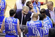 DESCRIZIONE : Milano Coppa Italia Final Eight 2014 Quarti Olimpia EA7 Milano Banco di Sardegna Sassari<br /> GIOCATORE : Romeo Sacchetti <br /> CATEGORIA : coach schema allenatori time out<br /> SQUADRA : Banco di Sardegna Sassari <br /> EVENTO : Beko Coppa Italia Final Eight 2014 <br /> GARA : Olimpia EA7 Milano Banco di Sardegna Sassari<br /> DATA : 07/02/2014 <br /> SPORT : Pallacanestro <br /> AUTORE : Agenzia Ciamillo-Castoria/N.Dalla Mura<br /> GALLERIA : Lega Basket Final Eight Coppa Italia 2014 <br /> FOTONOTIZIA : Milano Coppa Italia Final Eight 2014 Quarti Olimpia EA7 Milano Banco di Sardegna Sassari