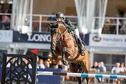 Pender Michael, IRL, Chacco Bay<br /> FEI WBFSH Jumping World Breeding Championship for Young Horses<br /> Lanaken 2019<br /> © Hippo Foto - Dirk Caremans<br />  22/09/2019