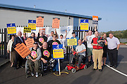 Remploy Crusade for Disabled Workers Jobs 2007 Sheffield...© Martin Jenkinson, tel 0114 258 6808 mobile 07831 189363 email martin@pressphotos.co.uk. Copyright Designs & Patents Act 1988, moral rights asserted credit required. No part of this photo to be stored, reproduced, manipulated or transmitted to third parties by any means without prior written permission...© Martin Jenkinson, tel 0114 258 6808 mobile 07831 189363 email martin@pressphotos.co.uk. Copyright Designs & Patents Act 1988, moral rights asserted credit required. No part of this photo to be stored, reproduced, manipulated or transmitted to third parties by any means without prior written permission