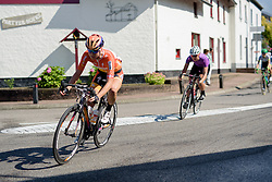 Amalie Dideriksen (Boels Dolmans) at the 119 km Stage 6 of the Boels Ladies Tour 2016 on 4th September 2016 from Bunde to Valkenburg, Netherlands. (Photo by Sean Robinson/Velofocus).