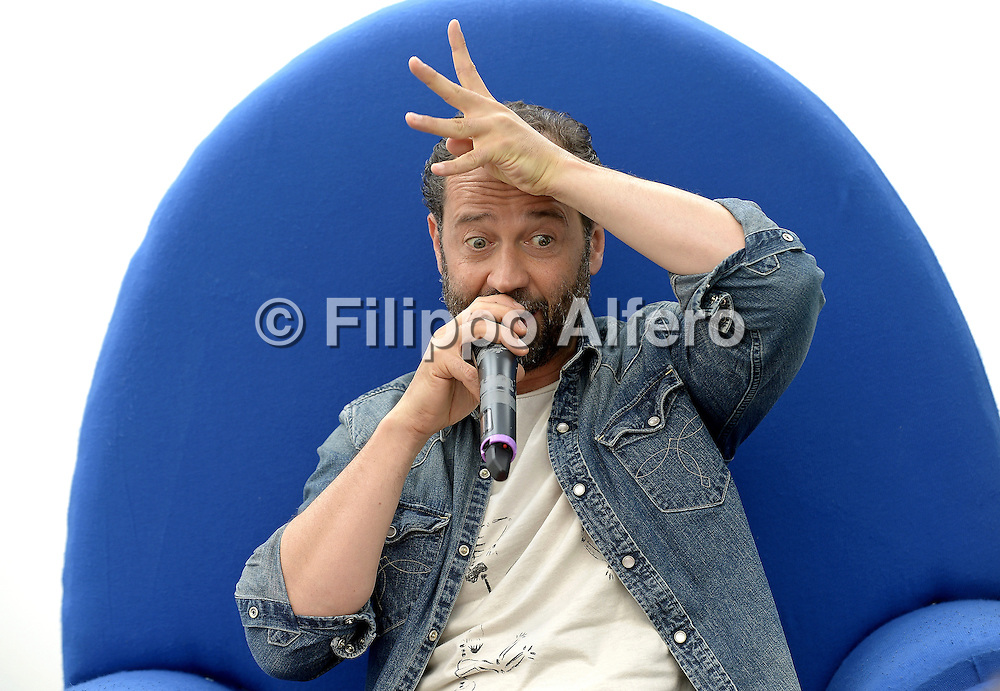 &copy; Filippo Alfero<br /> Salone del Libro 2014<br /> Torino, 11/05/2014<br /> Nella foto:
