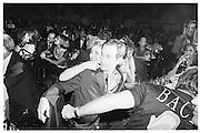 John McEnroe and Tatum O'Neal, Charity Benefit, 1992© Copyright Photograph by Dafydd Jones 66 Stockwell Park Rd. London SW9 0DA Tel 020 7733 0108 www.dafjones.com