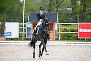 Romee van Paassen - Wup<br /> CDI Roosendaal 2015<br /> &copy; DigiShots