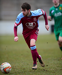 DAVE PEARCE CHESHAM UNITED, Chesham United v Hitchin Town Evostik Southern Premier Division, Saturday 10th March 2018, Score 0-0