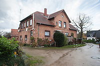 Fissau, Germany. Rudolph Schmidt's father ran a dairy which used to be in this building.