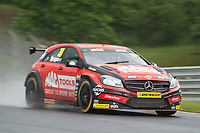 #33 Adam Morgan WIX Racing Ciceley Motorsport  Mercedes-Benz A-Class  during Round 4 of the British Touring Car Championship  as part of the BTCC Championship at Oulton Park, Little Budworth, Cheshire, United Kingdom. May 20 2017. World Copyright Peter Taylor/PSP.