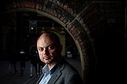 portret van Kremlin-criticus Vladimir Kara-Murza is in Nederland