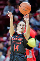 NORMAL, IL - October 12: Paige Saylor during Illinois State Athletics Hoopfest on October 12 2018 at Redbird Arena in Normal, IL. (Photo by Alan Look)
