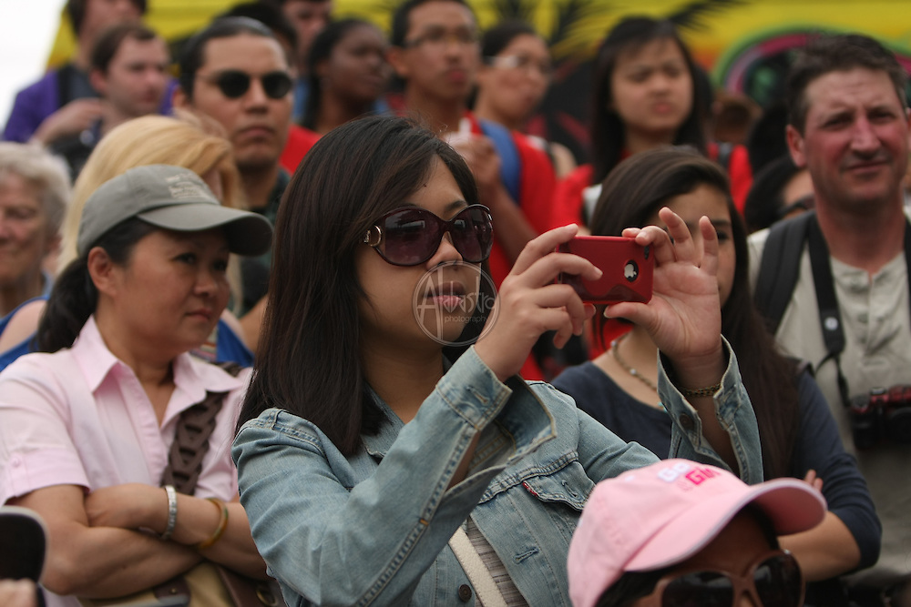 Seattle's Chinatown-ID Dragon Fest 2012.  Japanese Kabuki (Kabuki Academy).