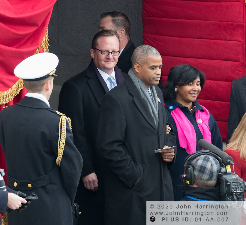 Robert Gibbs arriving to the 57th Presidential Inauguration of President Barack Obama at the U.S. Capitol Building in Washington, DC January 21, 2013.