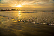 Chesterman Beach, Tofino, Vancouver Island, British Columbia, Canada