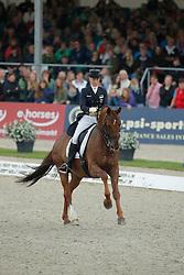 Lütkemeier Fabienne, (GER), D Agostino 5<br /> Grand Prix Special<br /> CDIO Hagen 2015<br /> © Hippo Foto - Stefan Lafrentz